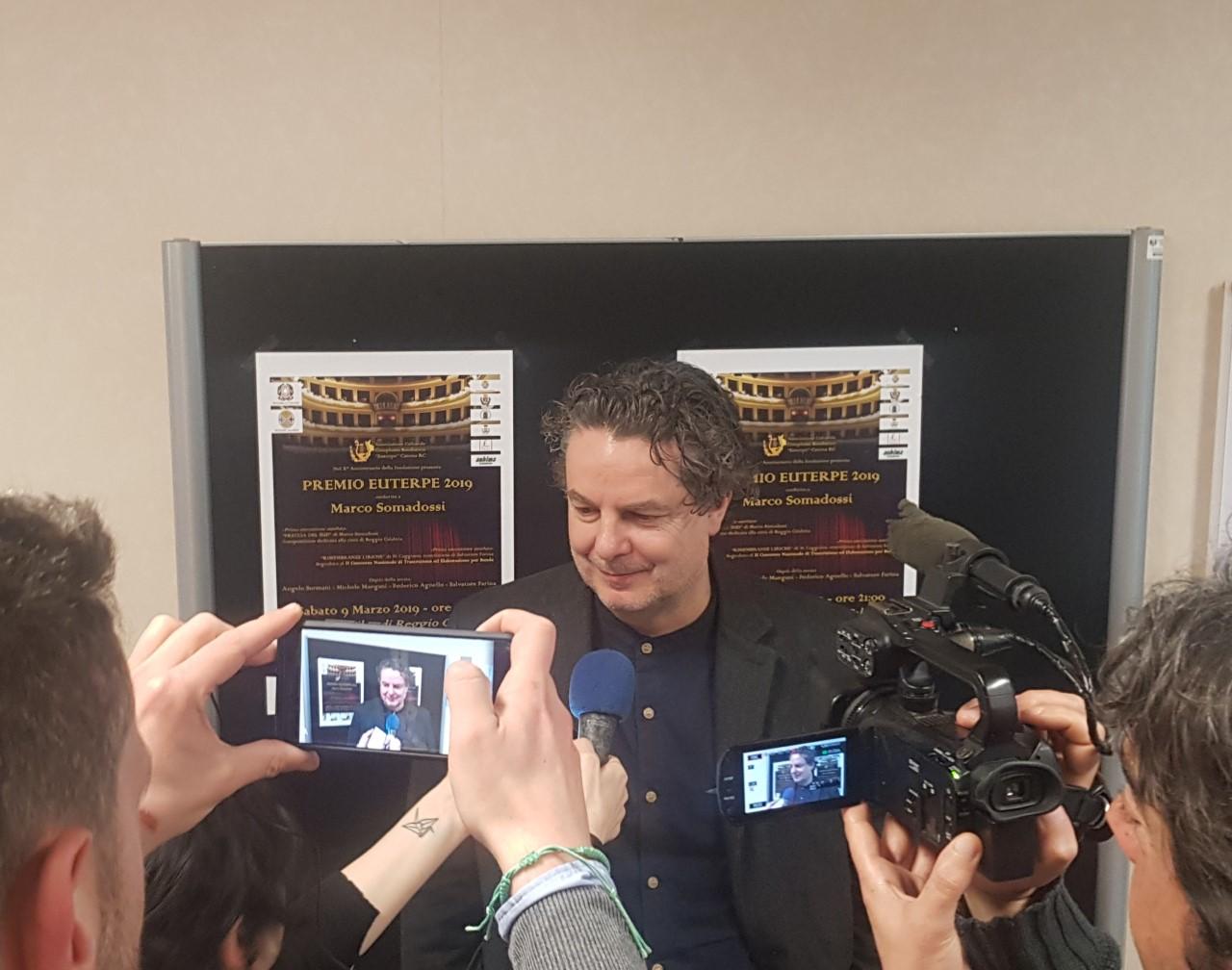 Identità, cultura e musica, domani al Teatro Cilea in scena il Premio  Euterpe – In Cammino – Giornale Online di Nuova Solidarietà – Attualità,  Informazione e Volontariato